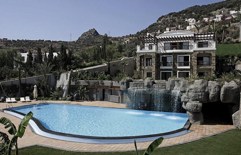 土耳其Bodrum岛度假别墅